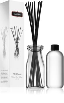 Milkhouse Candle Co. Creamery Sweet Woods aroma diffuser met vulling