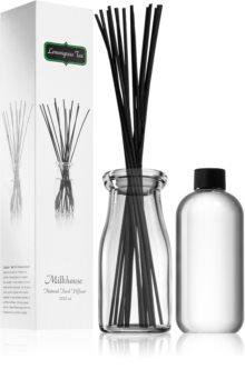 Milkhouse Candle Co. Creamery Lemongrass Tea aroma diffuser met vulling