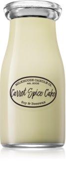 Milkhouse Candle Co. Creamery Carrot Spice Cake vonná svíčka Milkbottle