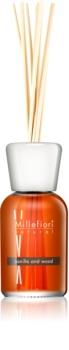 Millefiori Natural Vanilla and Wood aroma diffuser met vulling