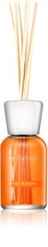 Millefiori Natural Mango & Papaya aroma difuzér s náplní 500 ml