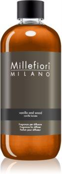 Millefiori Natural Vanilla and Wood reumplere în aroma difuzoarelor