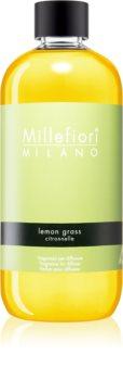 Millefiori Natural Lemon Grass Täyttö Aromien Hajottajille