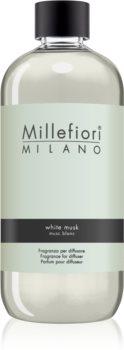 Millefiori Natural White Musk náplň do aróma difuzérov
