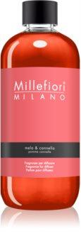 Millefiori Natural Mela & Cannella Täyttö Aromien Hajottajille