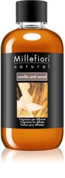Millefiori Natural Vanilla and Wood refill for aroma diffusers