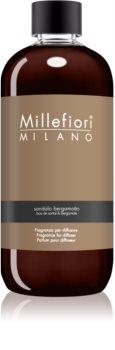 Millefiori Natural Sandalo Bergamotto aroma-diffuser navulling