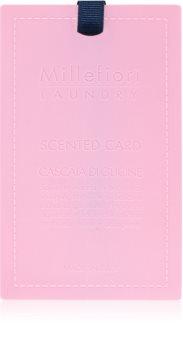 Millefiori Laundry Cascata Di Glicine fragrance card