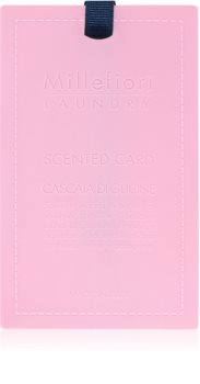 Millefiori Laundry Cascata Di Glicine pachnąca karteczka