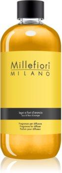Millefiori Natural Legni e Fiori d'Arancio reumplere în aroma difuzoarelor