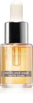 Millefiori Natural Vanilla and Wood huile parfumée