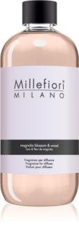 Millefiori Natural Magnolia Blossom & Wood refill for aroma diffusers