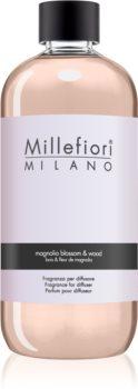 Millefiori Natural Magnolia Blossom & Wood Täyttö Aromien Hajottajille