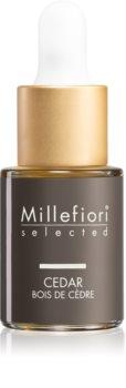 Millefiori Selected Cedar geurolie