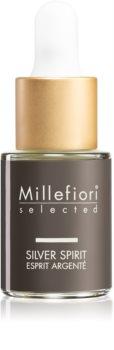 Millefiori Selected Silver Spirit fragrance oil