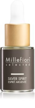 Millefiori Selected Silver Spirit vonný olej