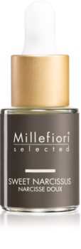 Millefiori Selected Sweet Narcissus olio profumato