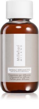 Millefiori Natural Sandalo Bergamotto náplň do aroma difuzérů
