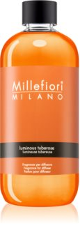 Millefiori Natural Luminous Tuberose refill for aroma diffusers