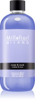 Millefiori Natural Violet & Musk refill for aroma diffusers