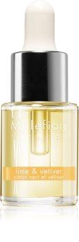 Millefiori Natural Lime & Vetiver fragrance oil