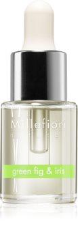 Millefiori Natural Green Fig & Iris fragrance oil