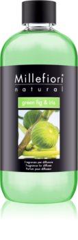 Millefiori Natural Green Fig & Iris Täyttö Aromien Hajottajille