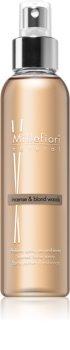 Millefiori Natural Incense & Blond Woods spray lakásba