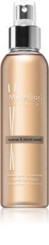 Millefiori Natural Incense & Blond Woods spray pentru camera