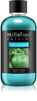 Millefiori Natural Mediterranean Bergamot reumplere în aroma difuzoarelor