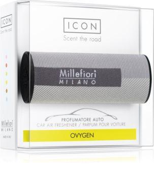 Millefiori Icon Oxygen aромат для авто Textile Geometric