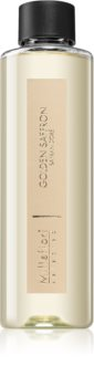 Millefiori Selected Golden Saffron aroma-diffuser navulling