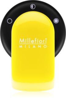 Millefiori GO Lime car air freshener