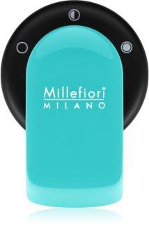 Millefiori GO Sandalo Bergamotto autoduft acquamarina