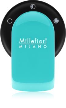 Millefiori GO Sandalo Bergamotto luftfrisker til bil akvamarin