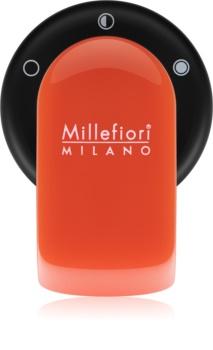 Millefiori GO Sandalo Bergamotto miris za auto arancione