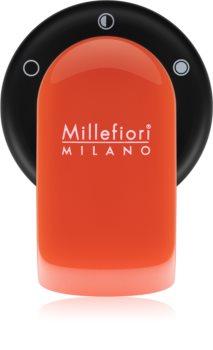 Millefiori GO Sandalo Bergamotto mirisi za auto arancione