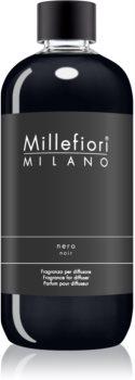 Millefiori Natural Nero nadomestno polnilo za aroma difuzor