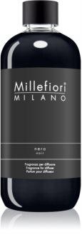 Millefiori Natural Nero recharge pour diffuseur d'huiles essentielles