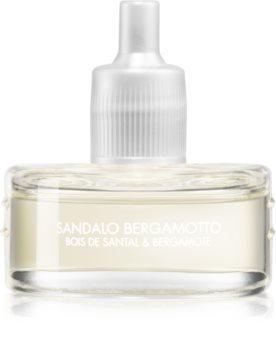 Millefiori Aria Sandalo Bergamotto genopfyldning af diffusionsapparat