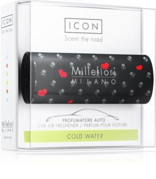 Millefiori Icon Cold Water miris za auto Cuori & Fuori