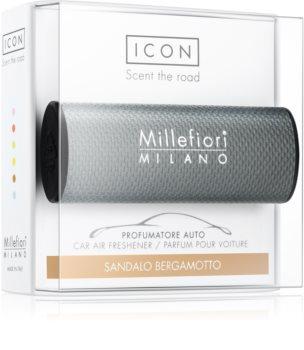 Millefiori Icon Sandalo Bergamotto ароматизатор для салона автомобиля Urban