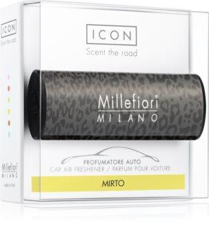 Millefiori Icon Mirto car air freshener Animalier