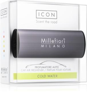 Millefiori Icon Cold Water désodorisant voiture Classic