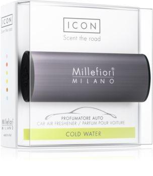 Millefiori Icon Cold Water luftfrisker til bil Klassisk