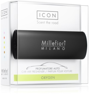 Millefiori Icon Oxygen aроматизатор за автомобил Classic