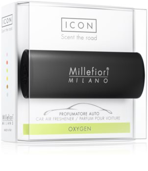 Millefiori Icon Oxygen ambientador auto Classic