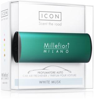 Millefiori Icon White Musk Auton ilmanraikastin Klassikko