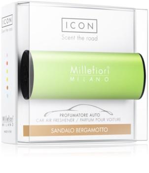 Millefiori Icon Sandalo Bergamottodeodorante per auto Classic