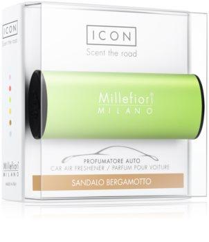 Millefiori Icon Sandalo Bergamotto dišava za avto Classic